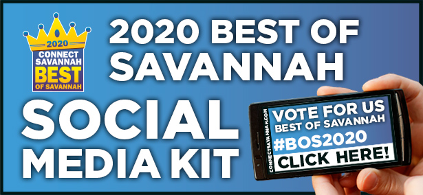 Best of Savannah 2020 Social Media Kit