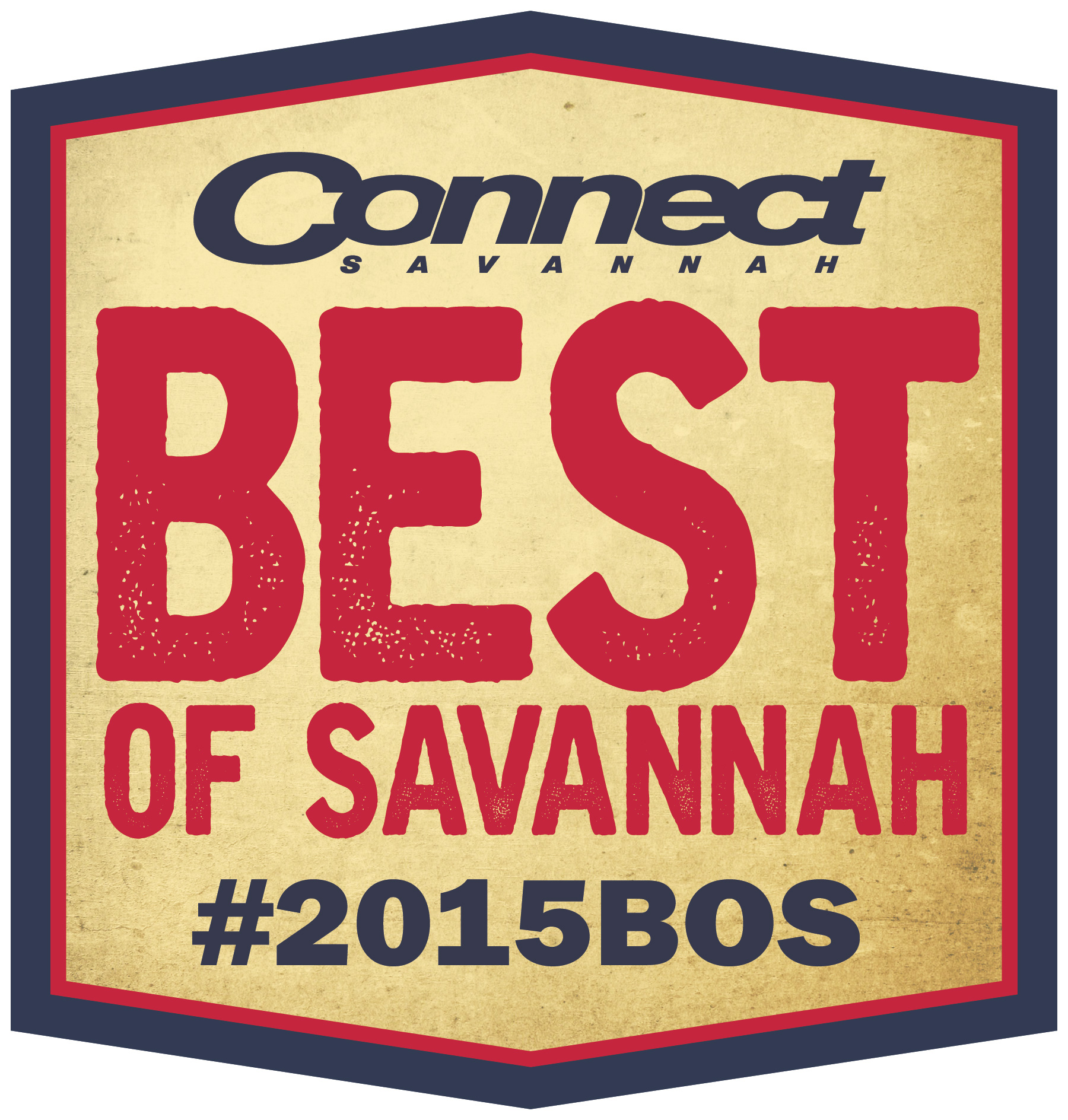 CMYK Best of Savannah 2015 Logo